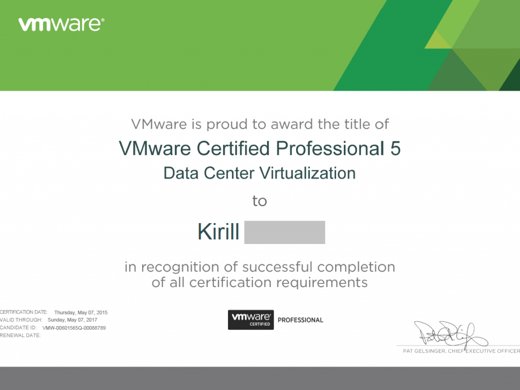What is the cost of vmware certification about us servilon 1betcityfo Gallery