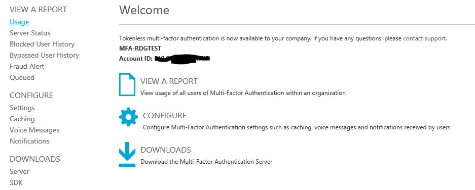 How to Configure Microsoft Azure Multi-Factor Authentication